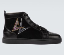 High-Top-Sneakers Lou Oui
