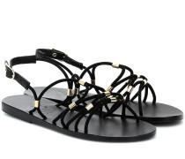 Sandalen Pasifai aus Leder