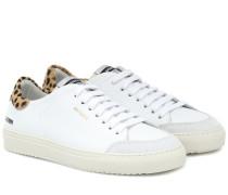 Sneakers Clean 90 Triple aus Leder