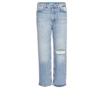 Jeans Jeanne mit Destroyed-Effekt