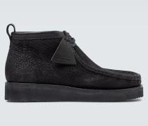 Ankle Boots Wallabee aus Leder