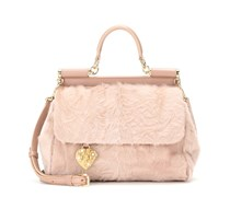 Tasche Miss Sicily Medium aus Shearling