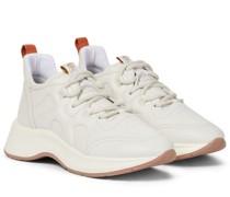 Sneakers H585 aus Leder