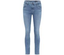 Mid-Rise Skinny Jeans The Farrah