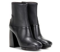 Ankle Boots Sidney 105 aus Leder
