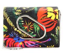 Schultertasche Alix Micro aus Leder