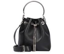 Bucket-Bag Bon Bon aus Leder