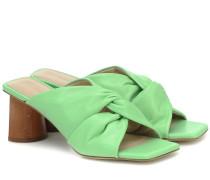Sandalen Naomi aus Leder