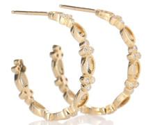 Ohrringe Volupté Small Hoop aus 18kt Gold