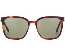 Sonnenbrille SL93 mit eckigem Rahmen