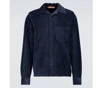 Hemdjacke Denver aus Baumwollcord