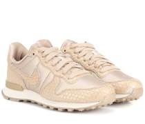 Sneakers Internationalist aus Leder