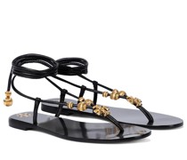 Sandalen Capri aus Leder
