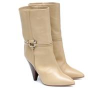 Ankle Boots Lunder aus Leder