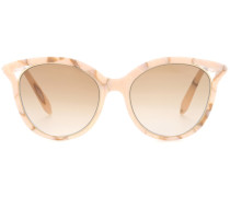 Cat-Eye-Sonnenbrille Cut Away Kitten