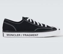 7 MONCLER FRGMT HIROSHI FUJIWARA x Jack Purcel Sneaker