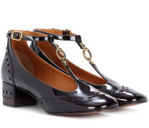 Pumps Perry aus Lackleder