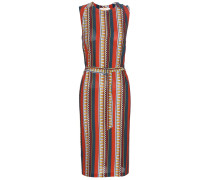 Bedrucktes Kleid Julia aus Seide