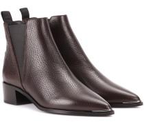 Ankle Boots Jensen aus Leder