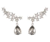 Ohrringe mit Kristallsteinen
