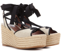 Espadrille-Wedges Logan