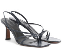 Sandalen Esmerelda aus Leder