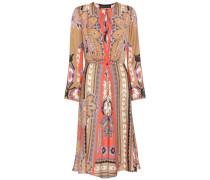 Kleid aus Wolle