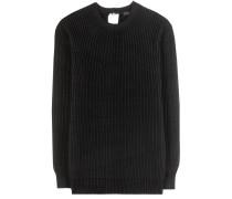 Pullover aus Baumwollgemisch