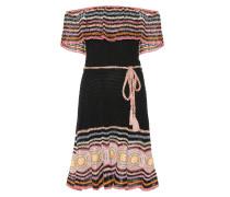 Kleid Carmen aus Häkelstrick