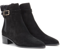 Ankle Boots Whittingham aus Veloursleder