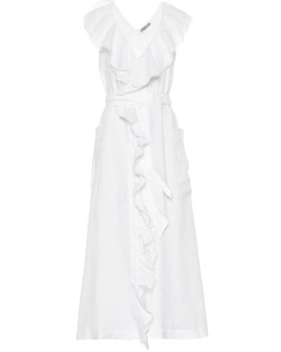 Kleid Mabel aus Leinen