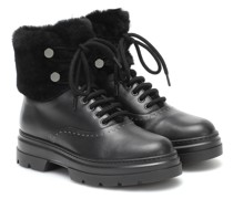 Ankle Boots Harish mit Shearling