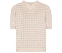 Pullover aus einem Cashmere-Seidengemisch
