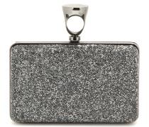 Boxclutch Micro Rock mit Swarovski-Kristallen