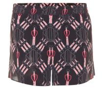 Seiden-Shorts aus Crêpe de Chine