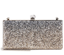 Exklusiv bei mytheresa.com – Glitter-Clutch Celeste