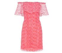 Off-Shoulder-Kleid aus Organza