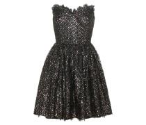 Kleid aus verzierter Spitze