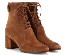Ankle Boots Finlay aus Veloursleder