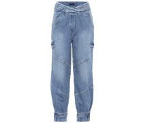 High-Rise Jeans Dallas