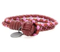 Intrecciato-Armband Knot aus Leder