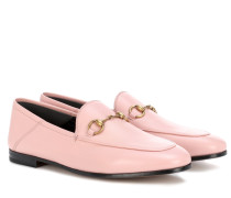 Loafers Horsebit aus Leder