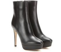 Ankle Boots Maggie 115 aus Leder