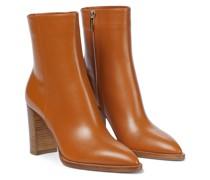 Ankle Boots River 85 aus Leder