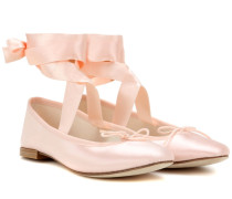 Ballerinas Anna aus Satin