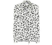 Bluse Solange aus Jacquard