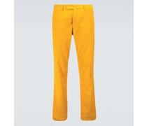 Hose aus Stretch-Baumwolle