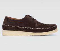 x Padmore & Barnes Schuhe Mohawk