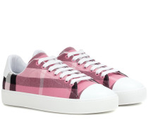 Sneakers Westford aus Canvas