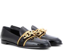 Loafers Drenfield aus Lackleder